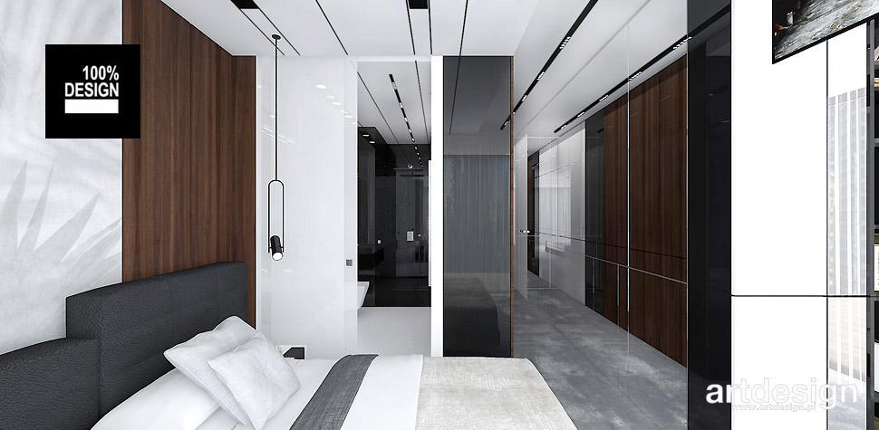 projekty wnętrz nowoczesnego mieszkania