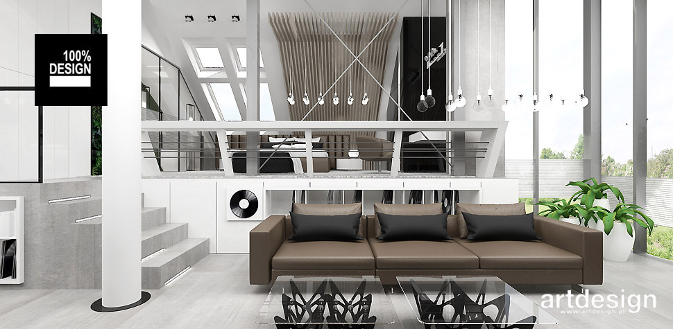 projekty wnętrz apartamentów kraków