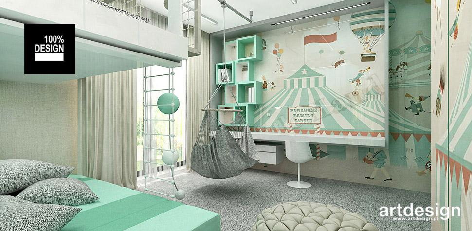 projektowanie pokoju dla dziewczynki