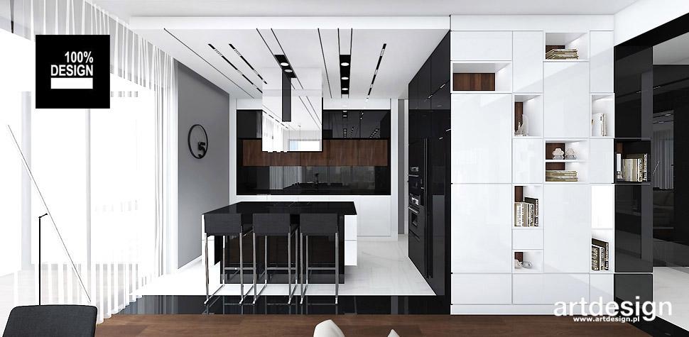 kuchnia w apartamencie inspiracje