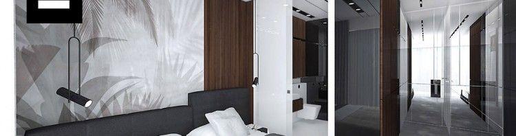 projekty wnętrz apartamentów
