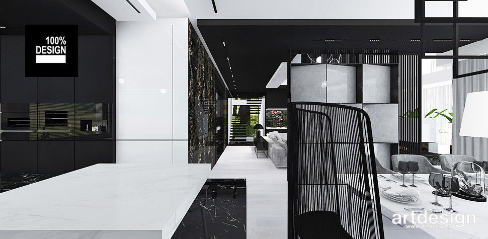 projektowanie wnętrza w stylu nowoczesnym