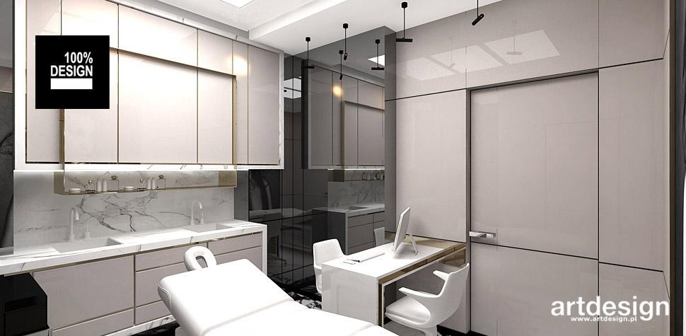 biuro projektowe kraków wnętrza stomatologiczne