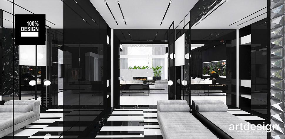 projekty wnętrz dom wnętrza domów