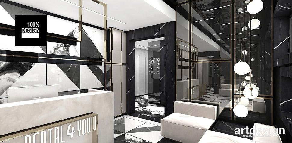 luksusowe wnętrze klinika