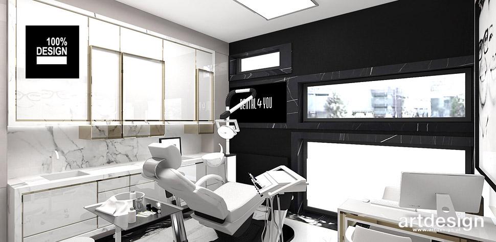 projekt gabinetu stomatologicznego