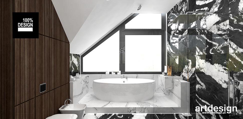 łazienka design wnętrza