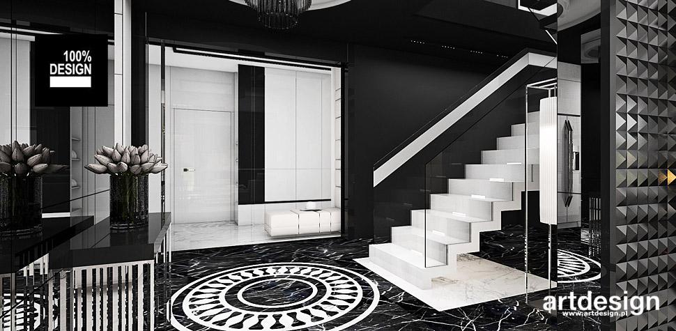 aranżacja schodów wnętrza design
