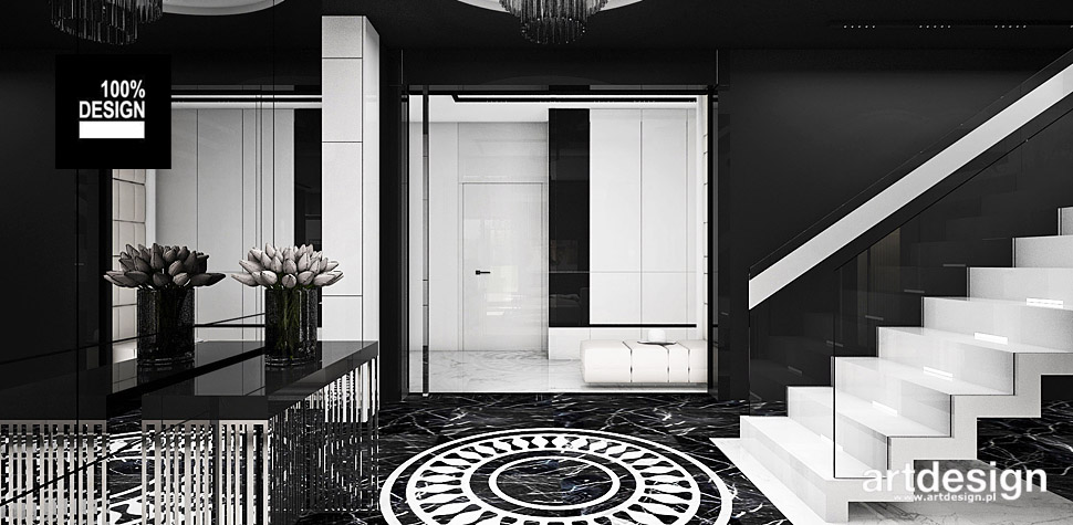 luksusowe wnętrza aranżacje