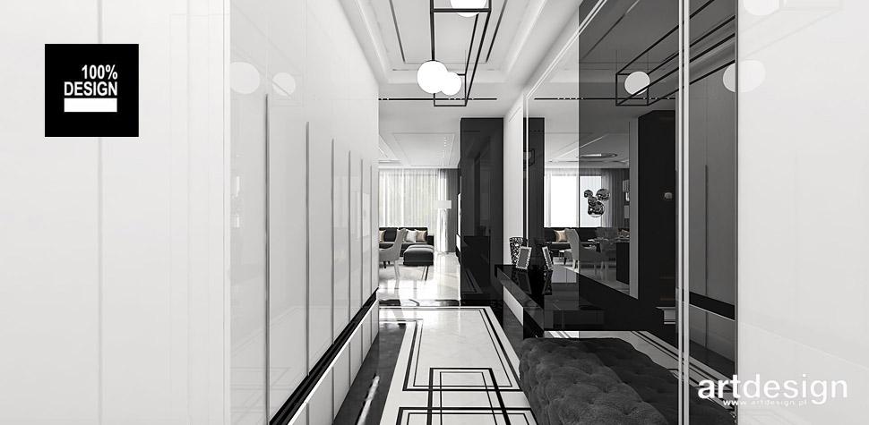 projektowanie nowoczesnego mieszkania wnętrza