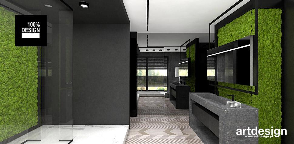 salon kąpielowy projektowanie wnętrz