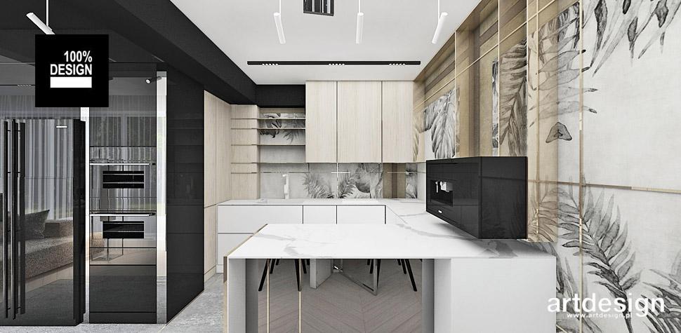 projektowanie kuchni wnętrza