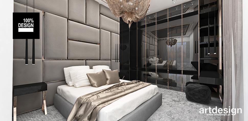 bezowe wnętrza sypialnia