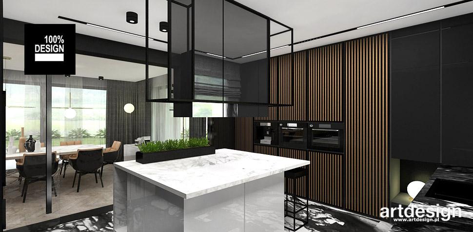 kuchnie projekty