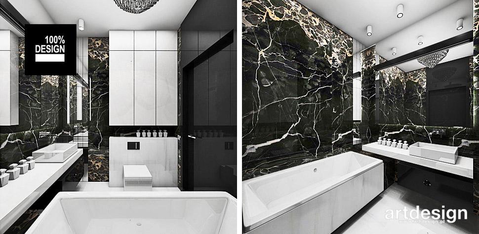 nowoczesna łazienka wnętrza