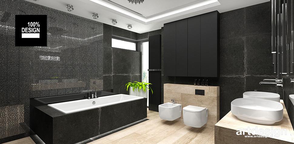 aranżacja łazienki wnętrza design