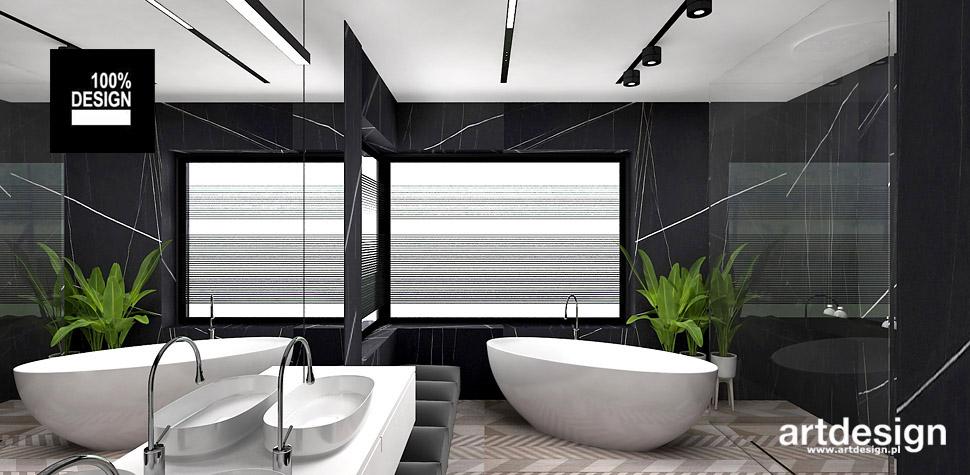aranżacja łazienki design