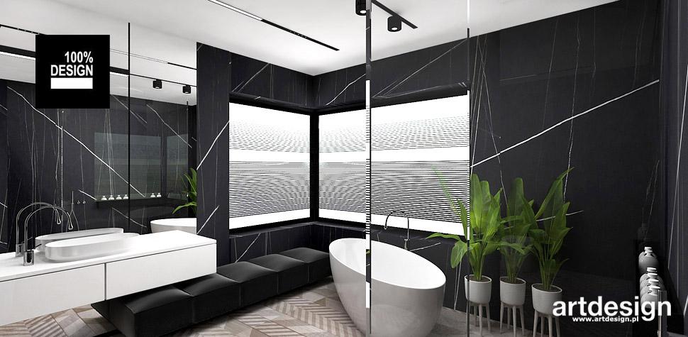 aranżacja łazienek wnętrza