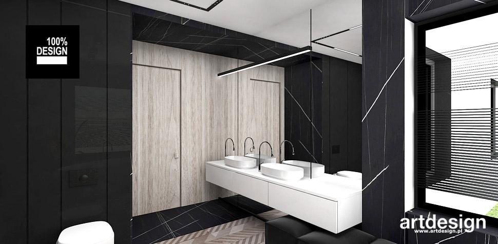łazienka wnętrze design