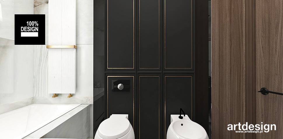 łazienka aranżacja wnętrza