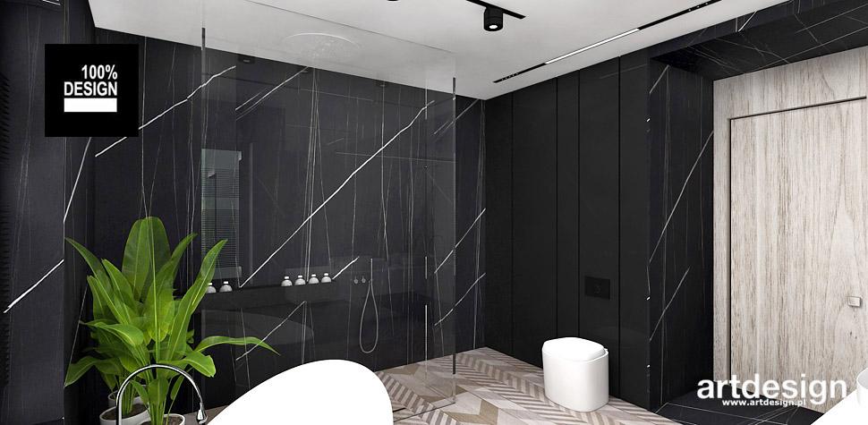 projektowanie wnętrz łazienek