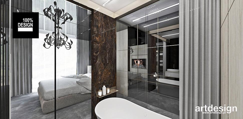 nowoczesne łazienki projektowanie wnętrz