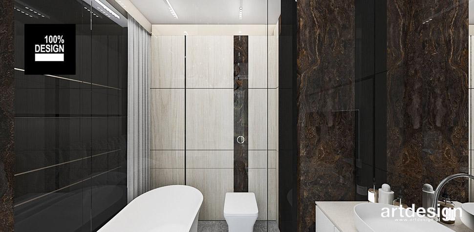 projekt łazienki design