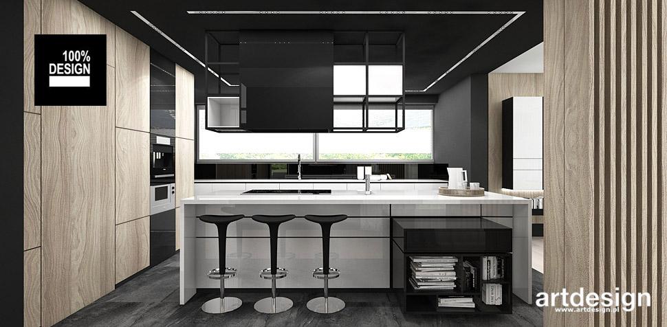 ponadczasowe projekty wnętrz kuchnia dom