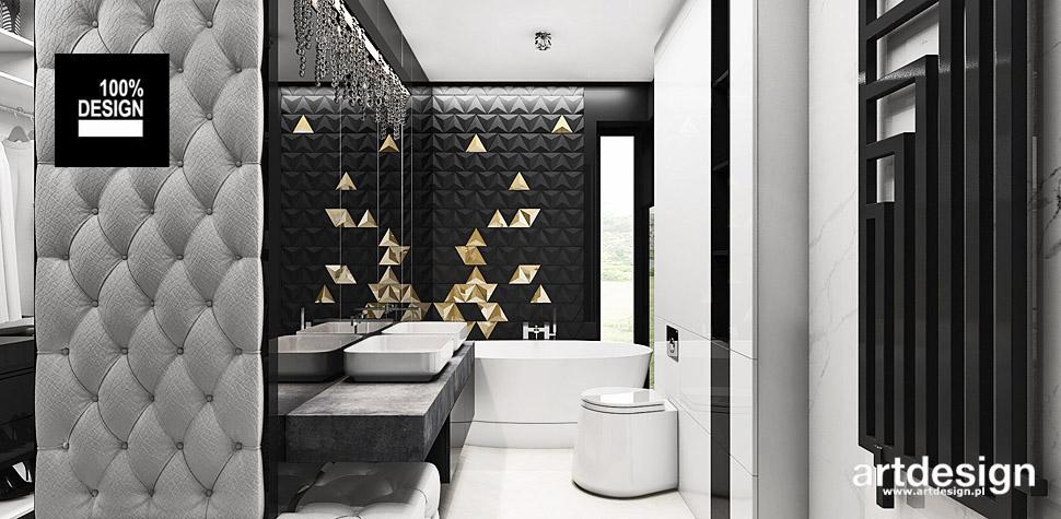 aranżacje wnętrz łazienek
