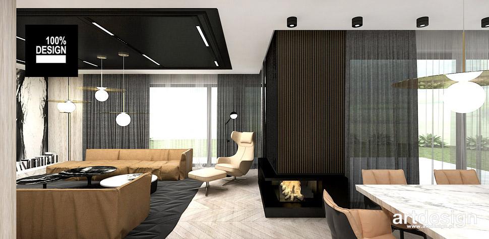 architektura wnętrza domu