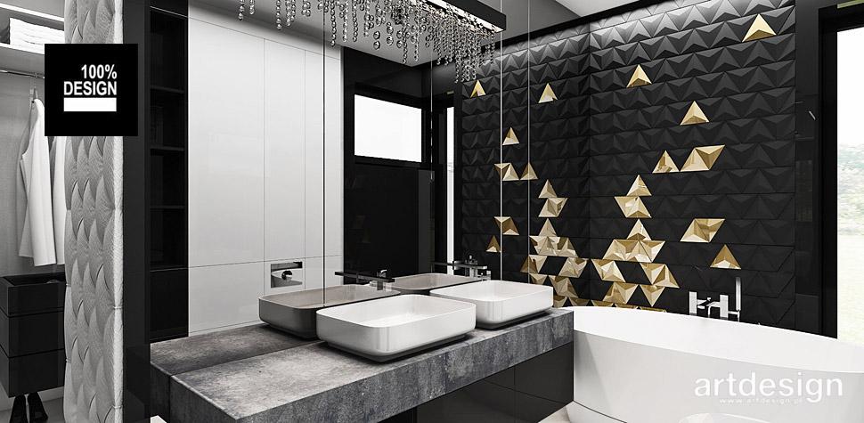 projektowanie łazienek wnętrza