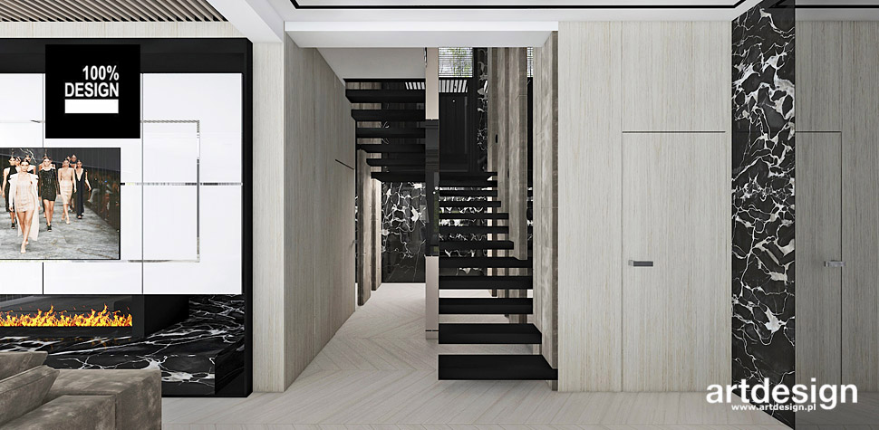 schody nowoczesne projekty wnętrz