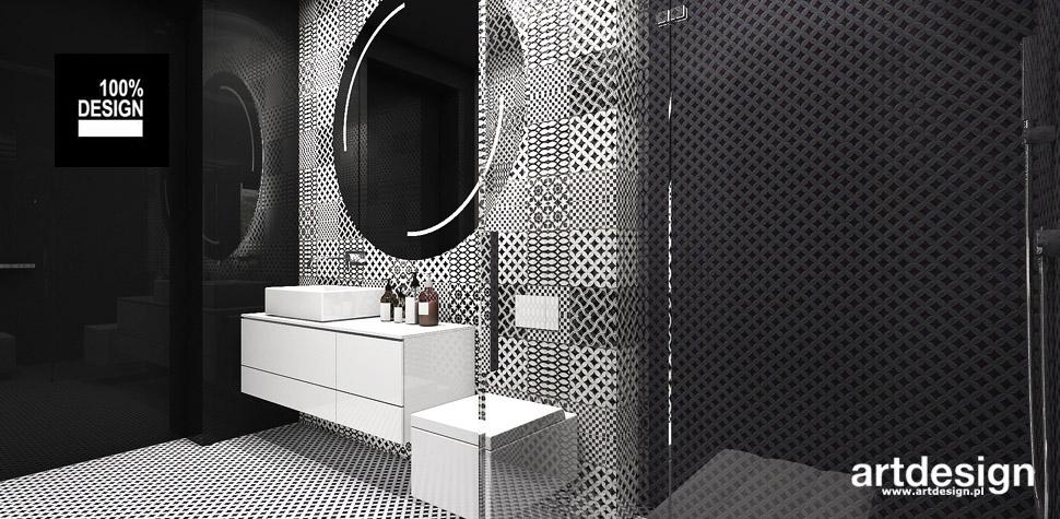 minimalistyczna łazienka aranżacja inspiracje