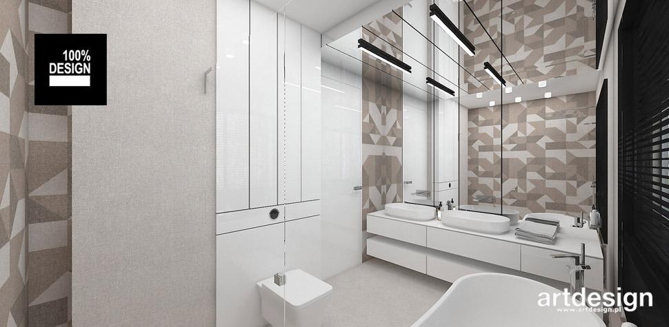 nowoczesna łazienka wizualizacja