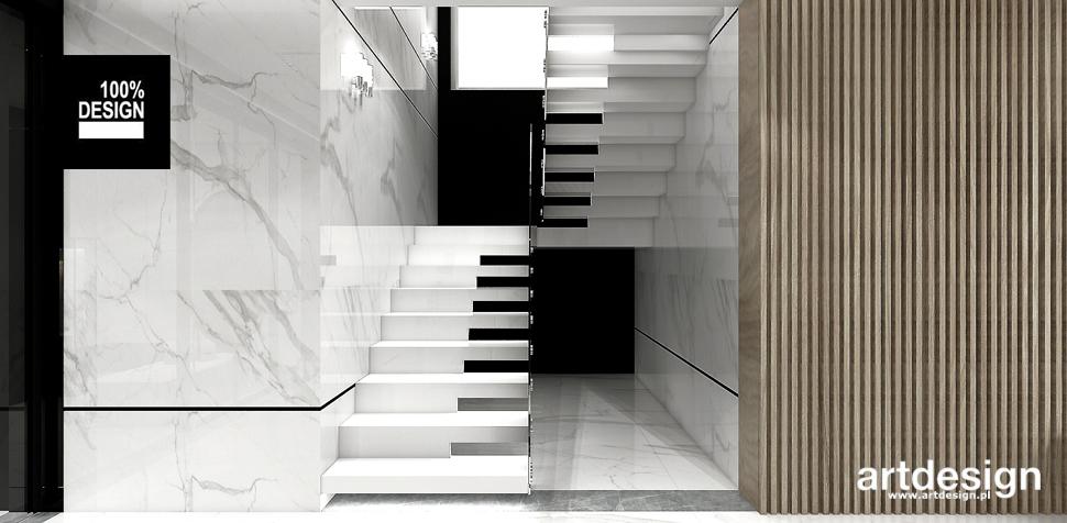 architektura wnętrz schody