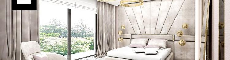 sypialnia wnetrza inspiracje