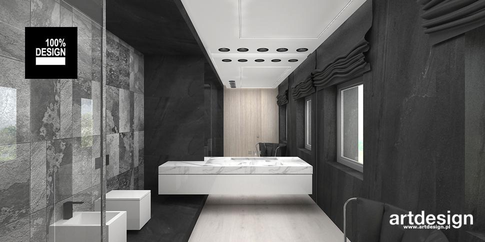 modna łazienka projekt