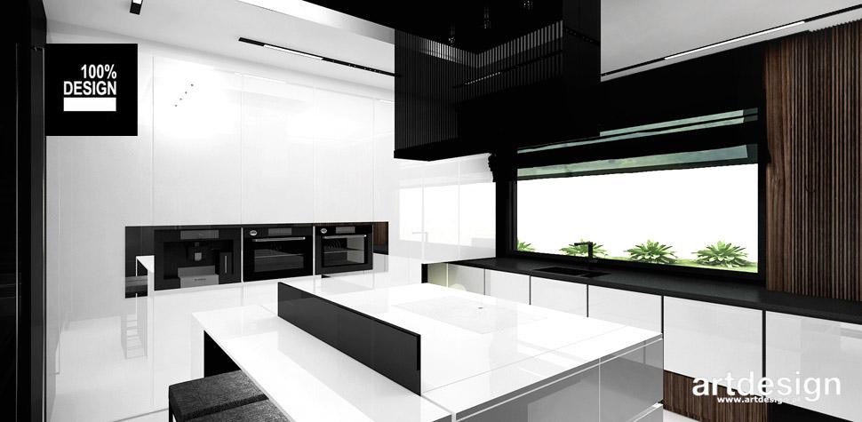 projekt wnętrz kuchnia