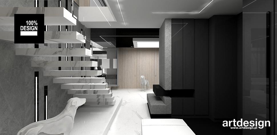 nowoczesny dom aranżacja