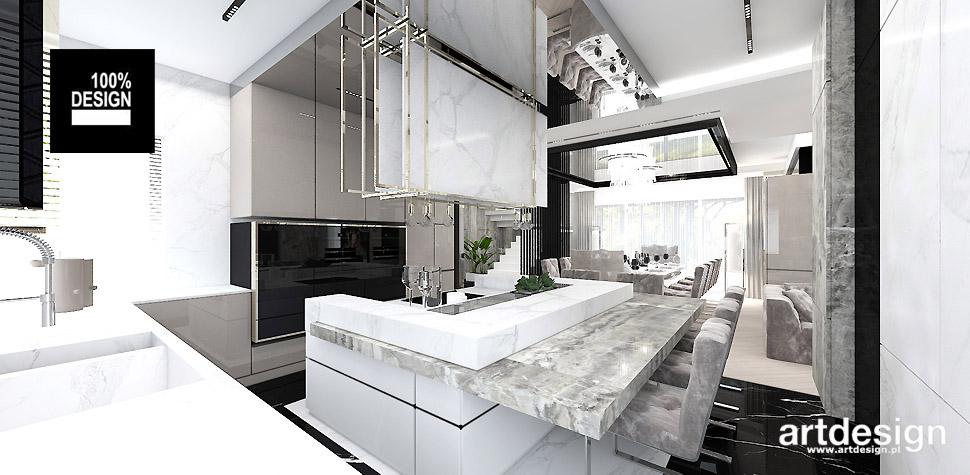 elegancka kuchnia inspiracje