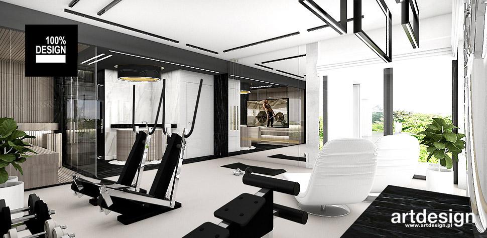 pokój rekreacyjny w domu