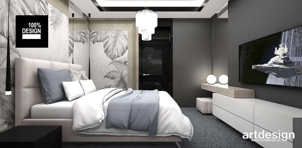 projekt sypialnia jak ze snu