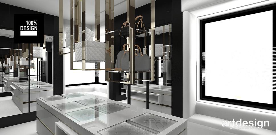 luksusowe wnętrza garderoba