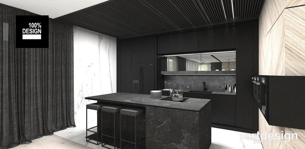 oryginalne projekty kuchni