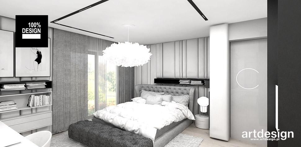 projekty wnętrz sypialni wnętrza