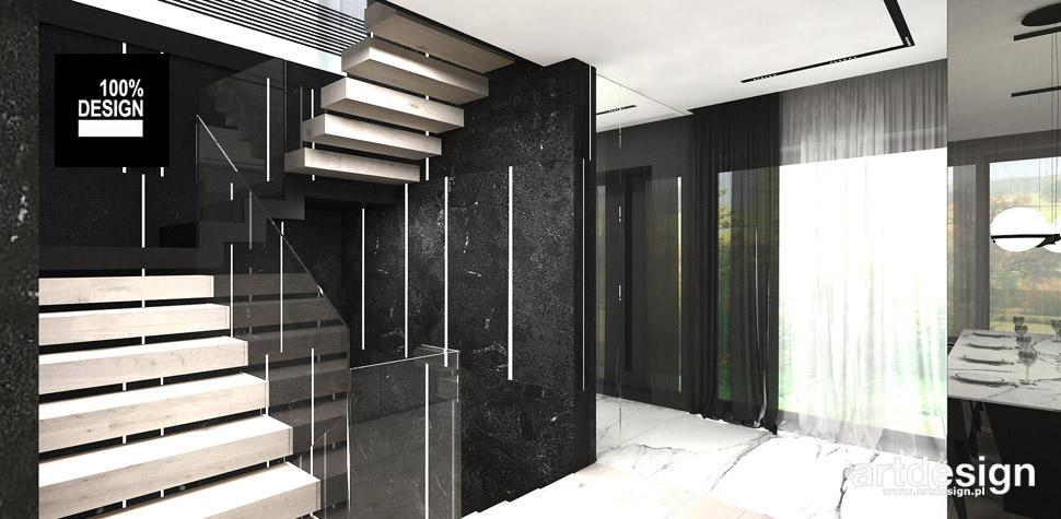 architektura wnętrz domu
