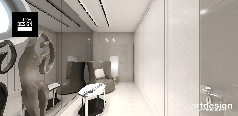 projektowanie wnętrz nowoczesnego domu