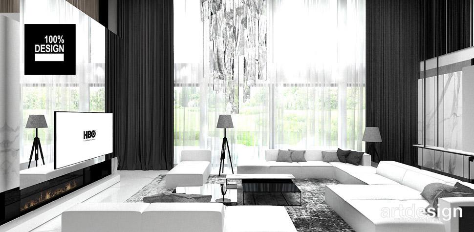 unikatowe wnętrze projekt