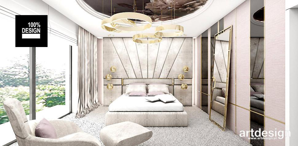 sypialnia przytulne wnetrza aranżacje