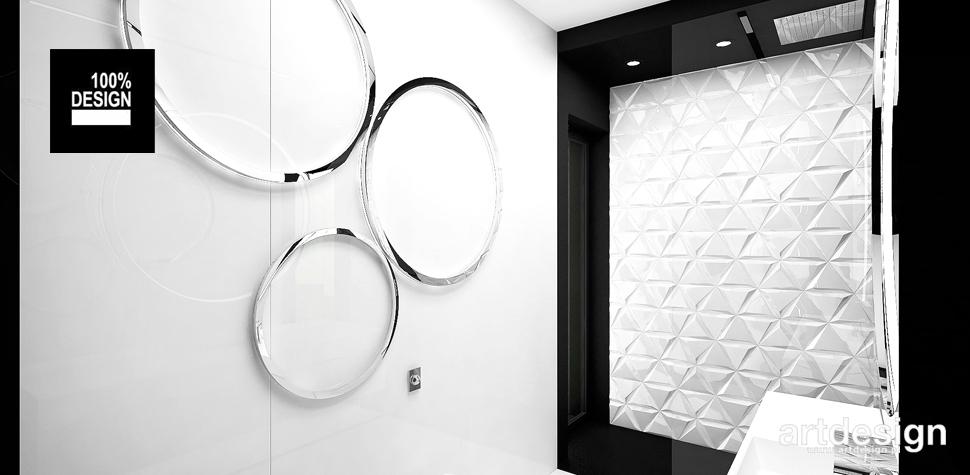 oryginalne wnętrze łazienka